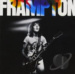Frampton, Peter - Frampton CD Cover Art