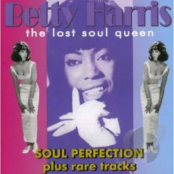 Harris, Betty - Lost Soul Queen CD Cover Art