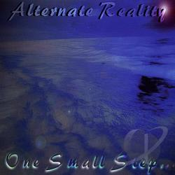 Alternate Reality - One Small Step CD Cover Art
