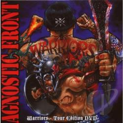 Agnostic Front - Warriors CD Cover Art