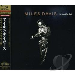 Davis, Miles - Live Around The World CD Cover Art