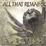 All That Remains - All That Remains: Live DB Cover Art