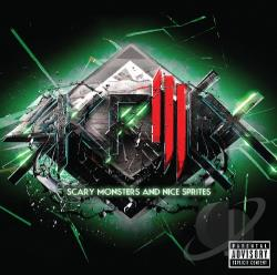 Skrillex - Scary Monsters & Nice Sprites CD Cover Art