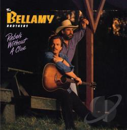 Bellamy Brothers - Rebels Without a Clue CD Cover Art