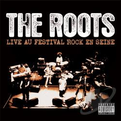 Roots - Live au Festival Rock en Seine CD Cover Art
