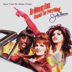 To Wong Foo, Thanks for Everything! CD Cover Art