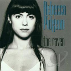 Pidgeon, Rebecca - Raven CD Cover Art