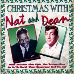 Cole, Nat King / Martin, Dean - Christmas With Nat & Dean CD Cover Art