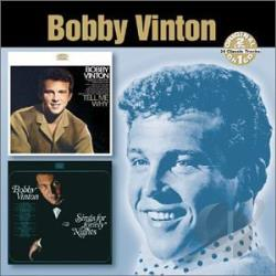 Vinton, Bobby - Tell Me Why/Sings for Lonely Nights CD Cover Art