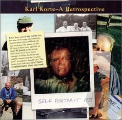 Korte, Karl - Retrospective CD Cover Art
