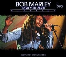 Marley, Bob - Treat You Right CD Cover Art