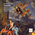 Boston Early Music Festival / Lully / Stubbs - Lully: Thesee CD Cover Art