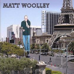 Woolley, Matt - Freehand CD Cover Art