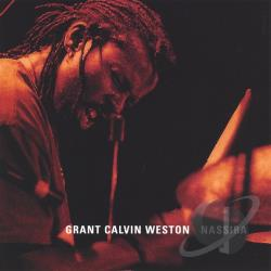 Calvin Weston - Nassira CD Cover Art