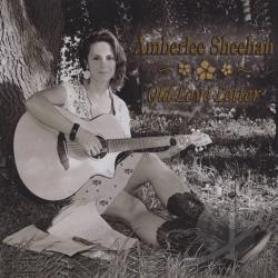 Amberlee Sheehan - Old Love Letter CD Cover Art