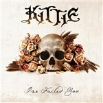 Kittie - I've Failed You CD Cover Art
