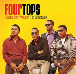 Four Tops - I Can't Help Myself: Collection CD Cover Art