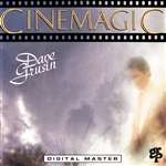 Grusin, Dave - Cinemagic CD Cover Art
