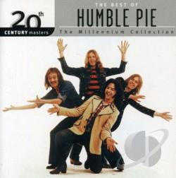 Humble Pie - 20th Century Masters - The Millennium Collection: The Best of Humble Pie CD Cover Art