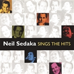 Sedaka, Neil - Sings The Hits CD Cover Art