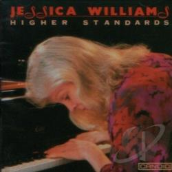 Williams, Jessica - Higher Standards CD Cover Art