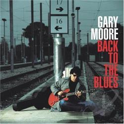 Moore, Gary - Back to the Blues CD Cover Art