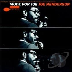 Henderson, Joe - Mode for Joe CD Cover Art