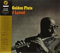Lateef, Yusef - Golden Flute CD Cover Art