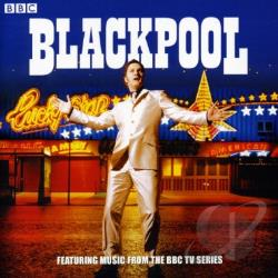 Blackpool - Blackpool CD Cover Art