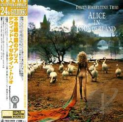 Hazeltine, David - Alice in Wonderland CD Cover Art