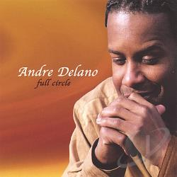 Delano, Andre - Full Circle CD Cover Art