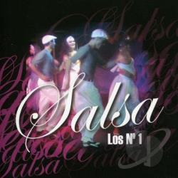 Salsa Los #1 - Salsa Los #1 CD Cover Art