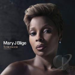 Blige, Mary J. - Stronger With Each Tear CD Cover Art
