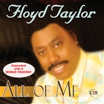 Taylor, Floyd - All of Me CD Cover Art