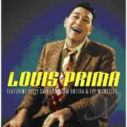 Prima, Louis - Buona Sera CD Cover Art