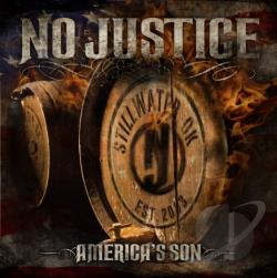 No Justice - America's Son CD Cover Art