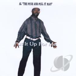 Alfonzo Fultcher - Put It Up For Me CD Cover Art