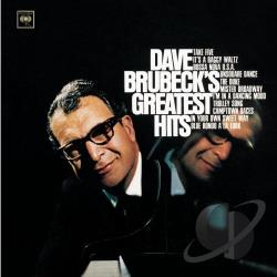 Brubeck, Dave - Dave Brubeck's Greatest Hits CD Cover Art