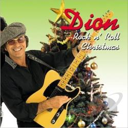 Dion - Rock 'n Roll Christmas CD Cover Art