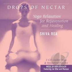 Rea, Shiva - Drops of Nectar CD Cover Art
