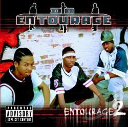 Da Entourage - Entourage 2 CD Cover Art