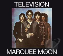 Television - Marquee Moon CD Cover Art