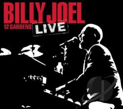 Joel, Billy - 12 Garden Nights: Live CD Cover Art
