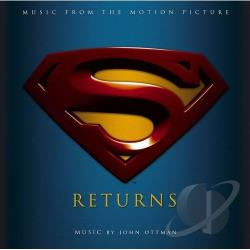 Ottman, John - Superman Returns CD Cover Art