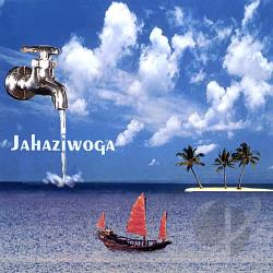 Jahaziwoga CD Cover Art