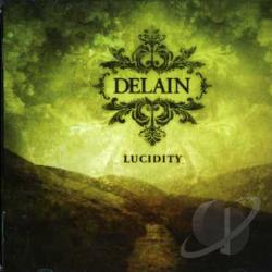 Delain - Lucidity CD Cover Art