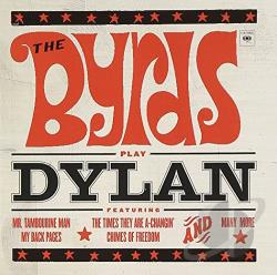 Byrds - Byrds Play Dylan CD Cover Art