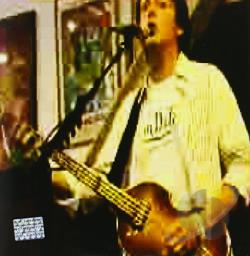 McCartney, Paul - Amoeba's Secret CD Cover Art