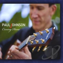 Johnson, Paul - Coming Home CD Cover Art