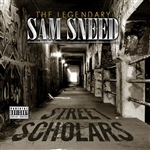 Sneed, Sam - Street Scholars CD Cover Art
